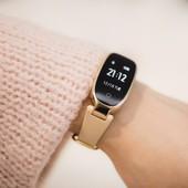 Женский смарт браслет, GPS трекер, фитнеc умные часы