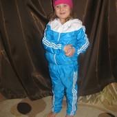 спротивный костюм adidas р 104-110