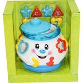 Развивающая игрушка Limo Toy 0915 Горшочек, в ассортименте