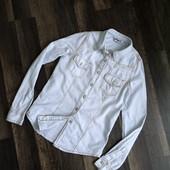 Рубашка джинсовая New Look на 10л