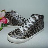 Гламурные кеды 37(4)р,ст 24 см.Мега выбор обуви и одежды
