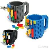 Кружка Лего / Lego (Lego-совместимая) в подарочной упаковке