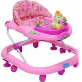 Ходунки  детские Bambi JS314 Pink