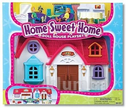 Кукольный домик, игровой набор, шт.арт.: k20151 фото №1