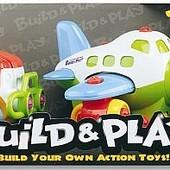 Самолет и Джип, конструктор, шт.арт.: K11866