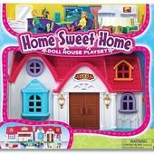 Кукольный домик, игровой набор, шт.арт.: K20151