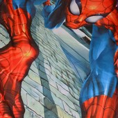 Спальник детский Spiderman, человек паук ReadyBed Marvel