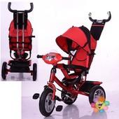 Трехколесный велосипед Turbo Trike M 3115-3на,4на,5на