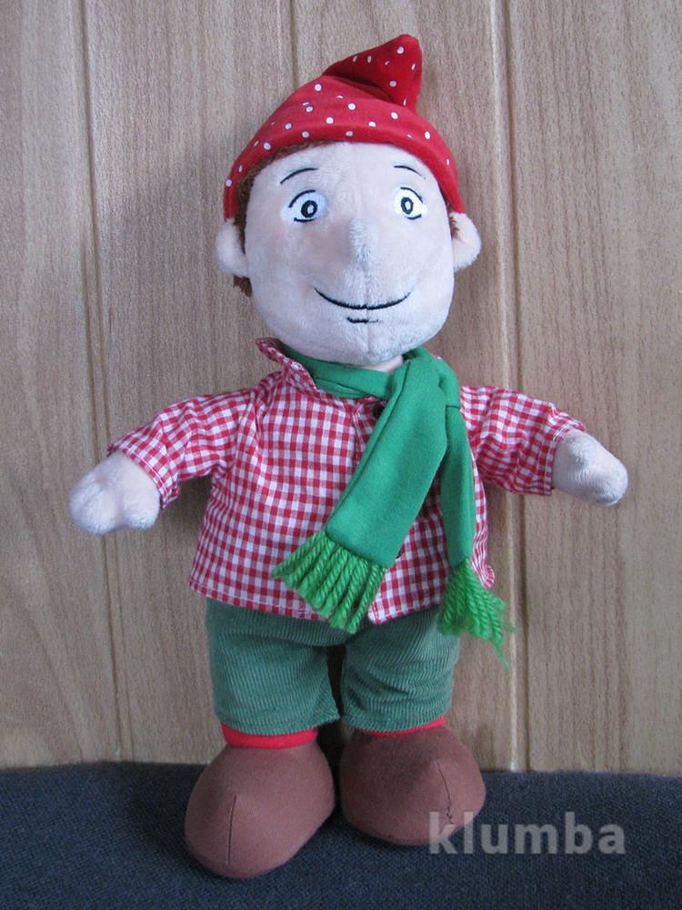 Гном кукла игрушка плюш 31 см фото №1