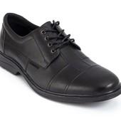 Туфли кожаные мужские Bastion 062.  Модельный ряд от 40 до 48 размера.