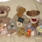 Медведи Teddy, TU, винтажные.Один на выбор/за блиц-два