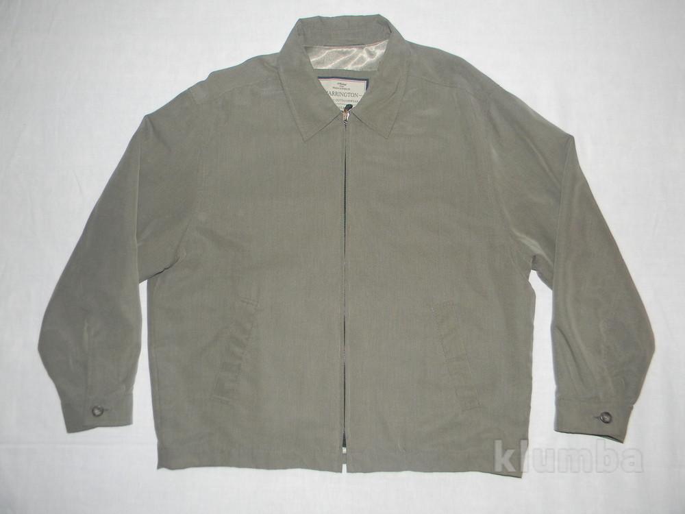 Мужская куртка-пиджак harrington p.l фото №1