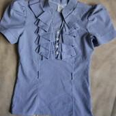 школьная блузка Umbo на рост 140см на 10 лет