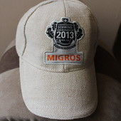 Кепка Migros