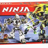 Конструктор 10399 Bela Ninja Go,   757 деталей, ниндзя, ниндзяго, новая серия
