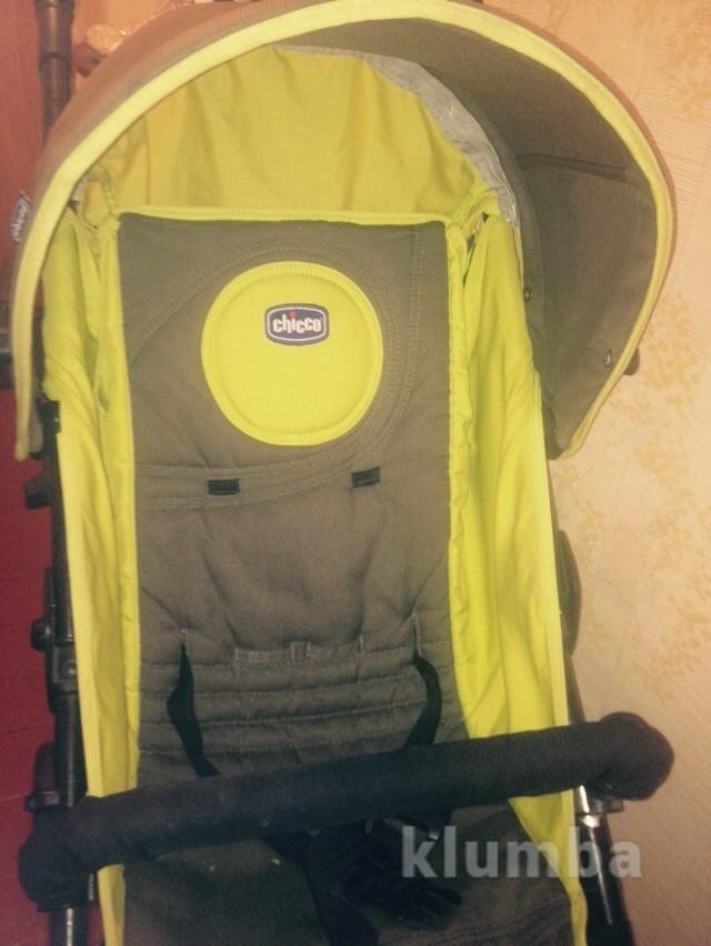 коляска  chicco lite way фото №1