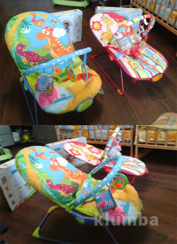 Кресло шезлонг качалка bambi m 1554 фото №1