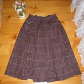 Супер теплая юбка  Из Италии 38-40 размер
