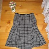 теплая юбка годе12-14 размер Бренд.