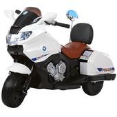 Детский трицикл Bmw (Cx6606-1) со световыми эффектами