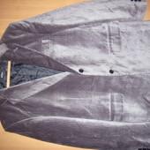 Пиджак мужской, размер XL.