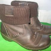 демисезон ботинки 38,5р Marco Tozzi