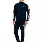 Спортивный костюм Adidas, Адидас классика.Размеры 46-52.