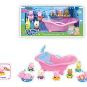 """Игровой набор """"В ванночке"""" Свинка Пеппа Peppa Pig"""