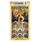 Stikbot Фигурка для анимационного творчества S2 Парики 1 экскл. фигурка аксессуары