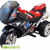 Мы в Киеве! электромотоцикл Alexis-Babymix zp2131 black