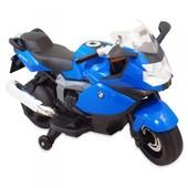 Электромотоцикл детский BMW Alexis-babymix z283 blue