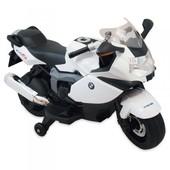 Электромотоцикл детский BMW Alexis-babymix z283 white