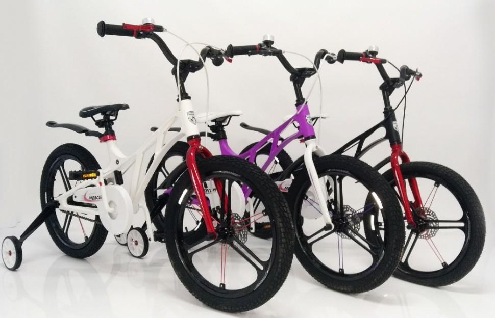 Royal voyage mercury 14 16 велосипед двухколесный меркурий легкий фото №1