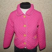 Куртка-стёганка Gymboree 5-6л(110-116см)Мега выбор одежды и обуви