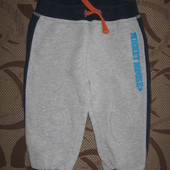 Спортивні штани (Спортивные штаны) Disney на 9 місяців. ріст 74 cм