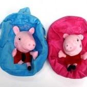 Рюкзак свинка пеппа выбор большой