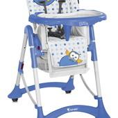 Детский стульчик для кормления Bertoni Elite Blue Baby Owl