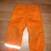 Утепленные штаны H&M р. 104 на 3-4 года