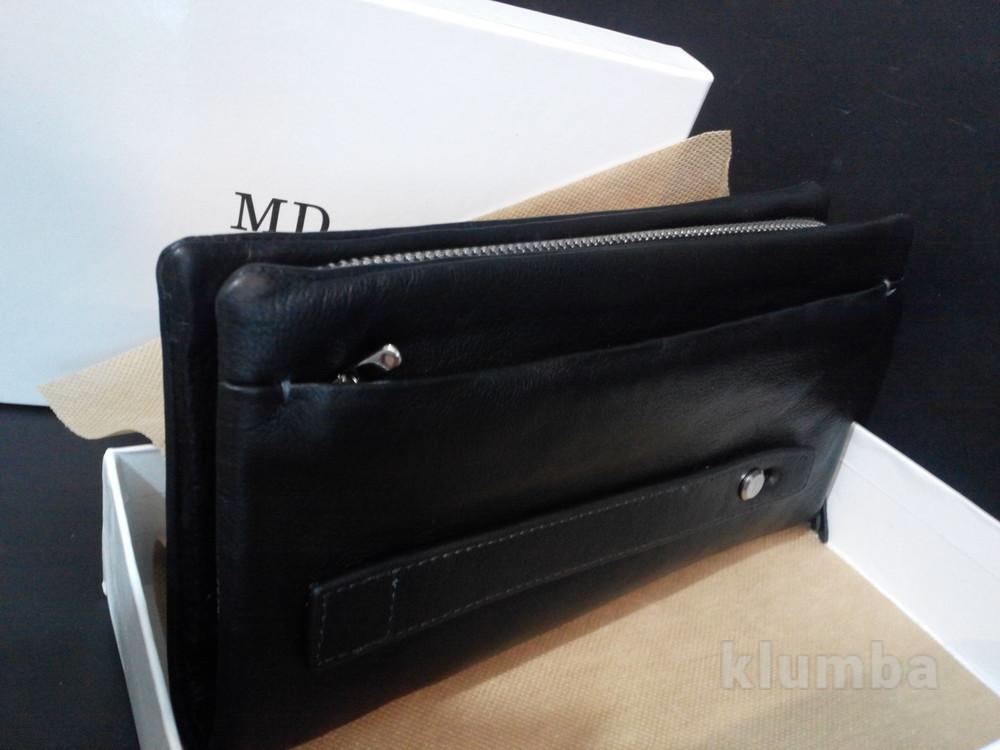 f06432d50142 Барсетка клатч натуральная кожаная md collection, цена 690 грн ...