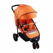 Прогулочная коляска Babyhit Trinity Orange strips