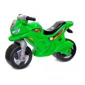 Мотоцикл зеленый орион 501