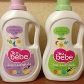 Жидкое средство для стирки детского белья Teobebe 1,3л