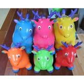 Прыгун для малышей олень вес 1250г 4 цвета. артикул BT-RJ-0010