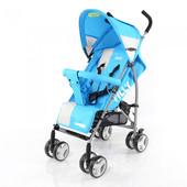 Коляска-трость для детей, Tilly Lander sb-0009 Blue, цвет голубой