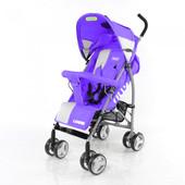 Детская коляска-трость Tilly Lander sb-0009 Purple, цвет фиолетовый
