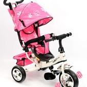 Купить детский 3-х колесный велосипед