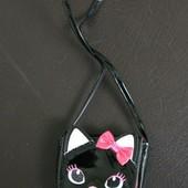 Детская сумочка с кошечкой H&M