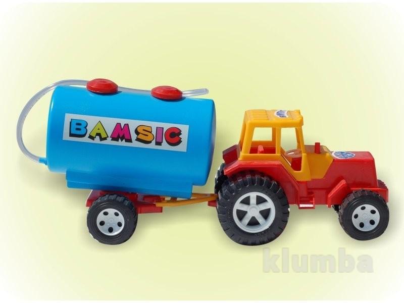 Трактор boc052462 з бочкой 007/3 бамсик фото №1
