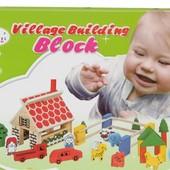 Игра деревянная Конструктор-ферма от Josef Otten (Германия)