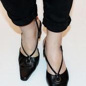 Туфли  40 р Paul Green, Австрия, кожа полная, оригинал